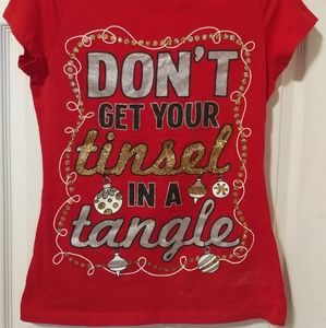 Novelty Holiday T-shirt